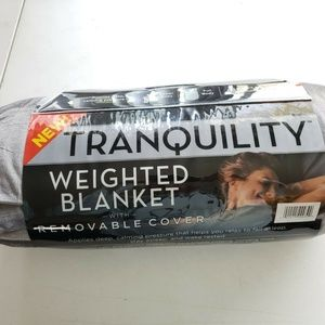 Tranquility 12lbs Weighted Throw BlanketNew